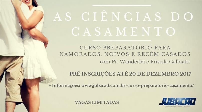 Link permanente para: CURSO PREPARATÓRIO CASAMENTO